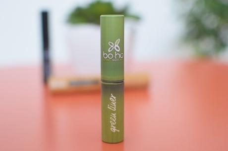eyeliner bio boho green