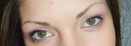 2# Maquillage du jour : Rose et violet !