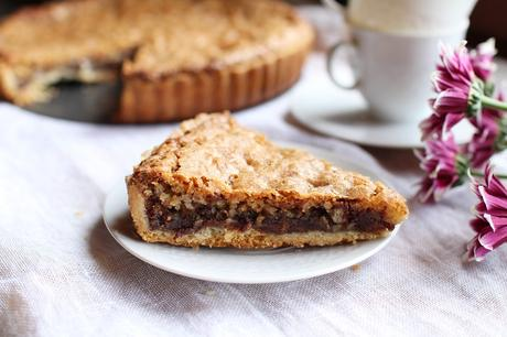 cookie pie tarte chocolat