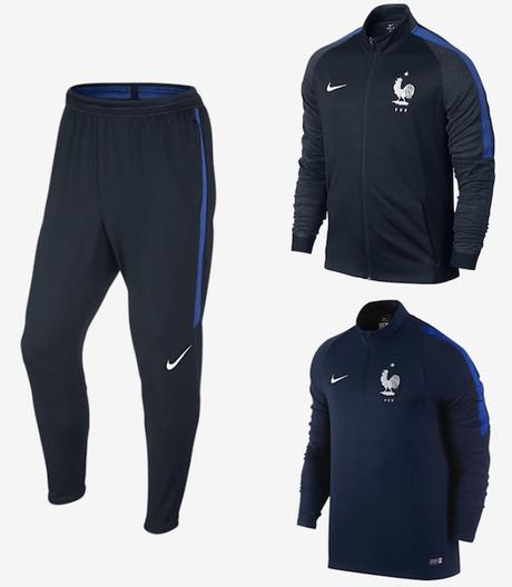 survetement equipe de france euro 2016 maillot