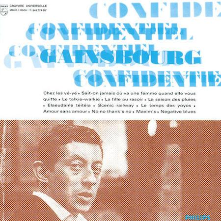 Serge Gainsbourg-Confidentiel-1963
