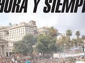 Hier, Plaza Mayo comble tous journaux parlent [Actu]