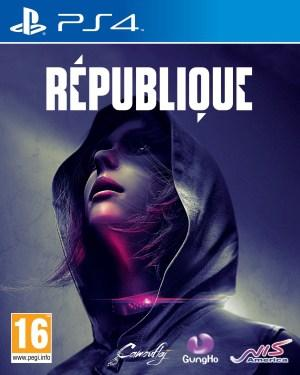 République PlayStation 4 Europe