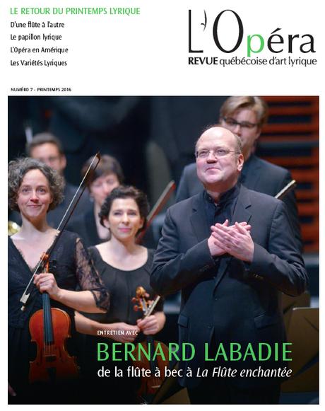L'Oratario de Pâques par l'ensemble Caprice et un concert d'airs d'opéras et de mélodies par l'Atelier lyrique de l'Opéra de Montréal