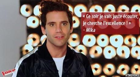 MIKA THE VOICE