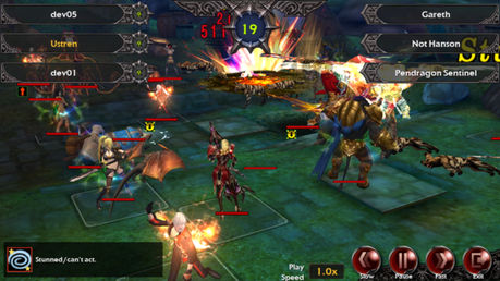 Nexon Legion of Heroes 4