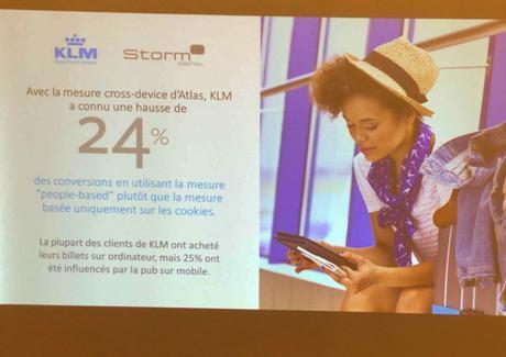 Facebook KLM