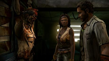 The Walking Dead: Michonne - 2e épisode sur iPhone et iPad