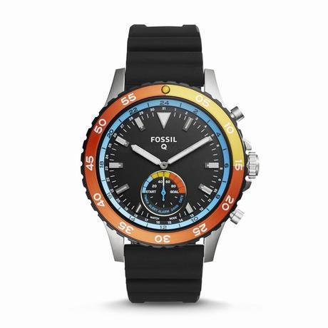 Fossil dévoile une gamme complète de montres connectées