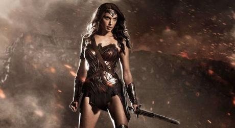 Wonder Woman dans