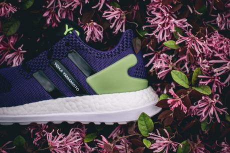 Y-3 Pure Boost ZG Knit Purple