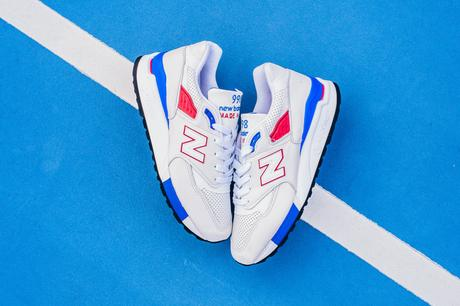 New Balance M998DMON 'Air Exploration' - White/Red/Blue