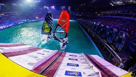 Focus sur «l'Indoor de France All Star Wind Games»