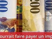 2017, frontaliers devraient payer impôt variations taux change EUR/CHF