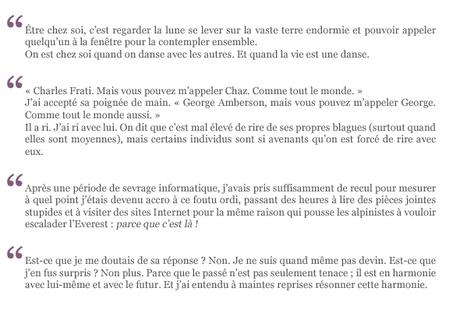 extraits 22-11-63 Stephen King