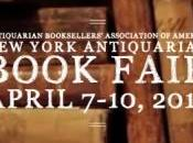 Antiquarian Book Fair, plus grande librairie Nouveau Monde