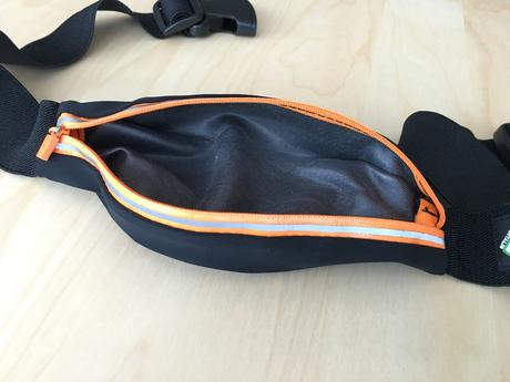 Test Flash : la ceinture de running ultra slim !