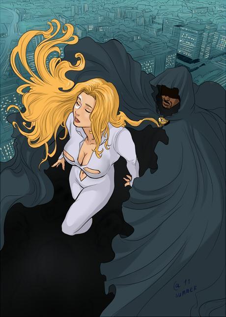 spécial chaussure prix incroyables la moitié Marvel: Une série sur La Cape et l'Épée arrive enfin !