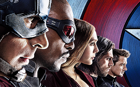 MOVIE | Captain America 3 : Un extrait exclusif dévoilé !