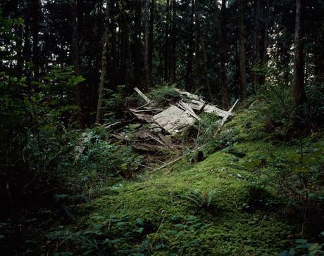 Archéologie du débris