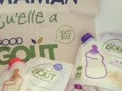 Nouveauté Good Goût céréales pour bébé
