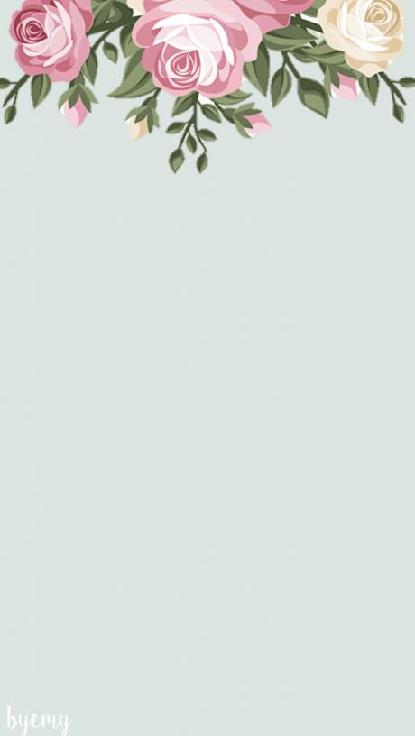 Fond Decran Fleur Iphone