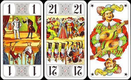 les jeux de cartes a connaitre tarot