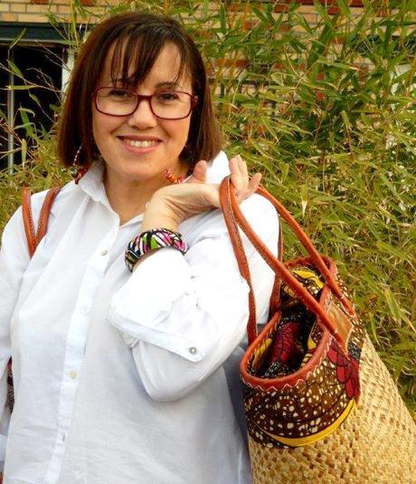 Mademoiselle Zuu, des paniers solidaires