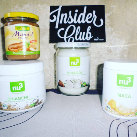 Insider Box Vegan Treat de Nu3 [Mars]