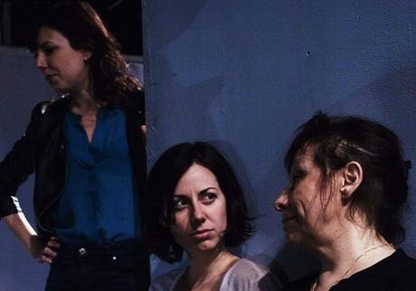 Carole Epiney, Pauline Epiney, Sylvie Tamiz