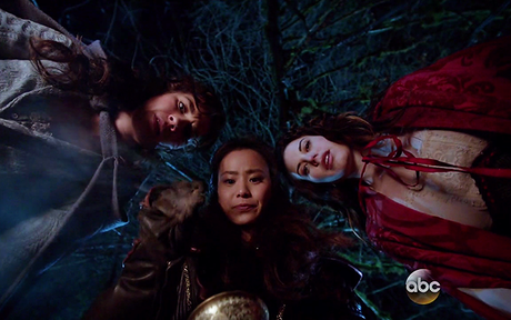 Les critiques // Once Upon a Time : Saison 5. Episode 18. Ruby Slippers.