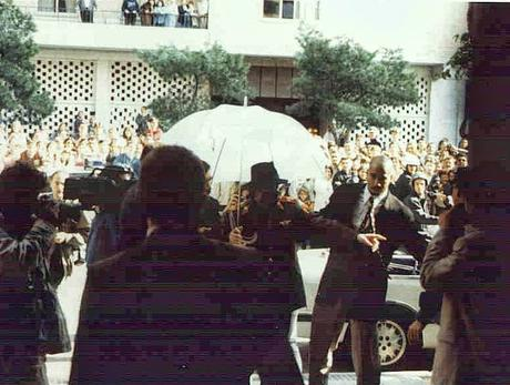 Michael visits Zaragoza Spain 1996 (9)