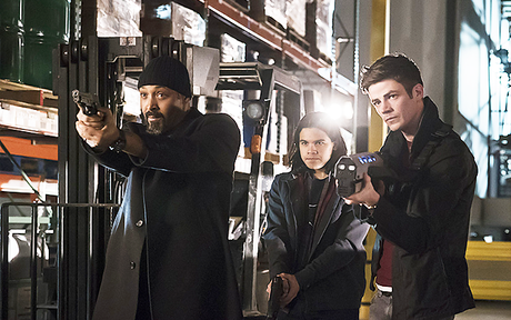 Flash Synopsis photos promos l'épisode 2.19