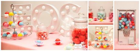 🍭Poulette Candy Party :  immersion au milieu des bonbons 🍭