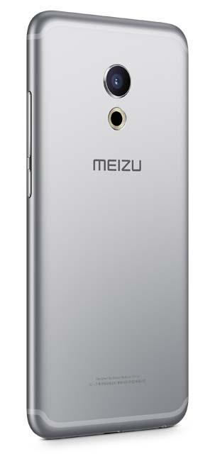 Nouveau smartphone Meizu Pro6 avec technologie tactile 3D Press