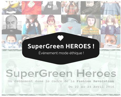 mode eco responsable- super green heroes