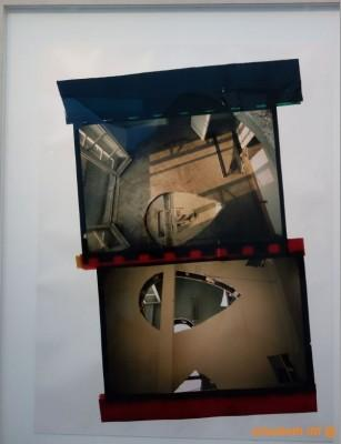 Gordon MATTA-CLARK, Office Baroque – Antwerp, 1977, FRAC Limousin, Limoges,