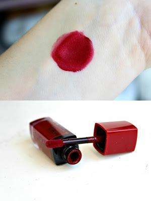 My Top 5 : Red Lipsticks