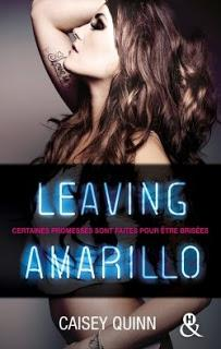 Neondreams tome 1 : Leaving Amarillo de Caisey Quinn