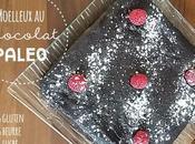Moelleux chocolat paleo sans gluten beurre sucre
