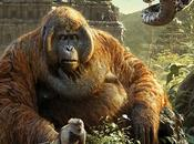 livre jungle, film d'animation Favreau