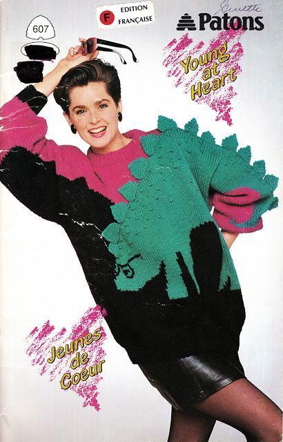Des diagrammes de tricots trop fun!
