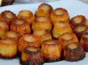 Mini cannelés bordelais