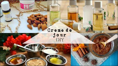 DIY [Crème de jour] Peaux à mixtes / grasses / à imperfections