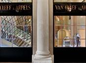 Patrick Jouin Sanjit Manku signent nouvelle adresse boutique Cleef Arpels Place Vendôme.