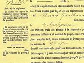 Bulletin Garnison Collective, Quesaco Limoux, Aude 1873