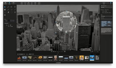 Capto la capture d'écran sur Mac iPhone et iPad