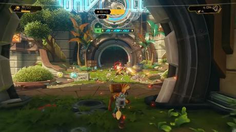 Test Ratchet & Clank PS4 screenshot1
