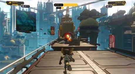 Test Ratchet & Clank PS4 screenshot4