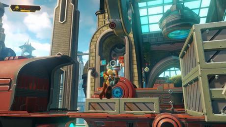Test Ratchet & Clank PS4 screenshot3